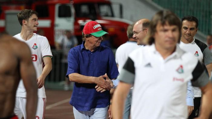 """Илья Геркус: """"Не будь победы в Кубке, Семин, возможно, и не остался бы на посту тренера"""""""