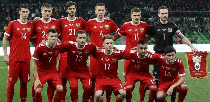 Ориентировочный состав сборной России на матч с Венгрией