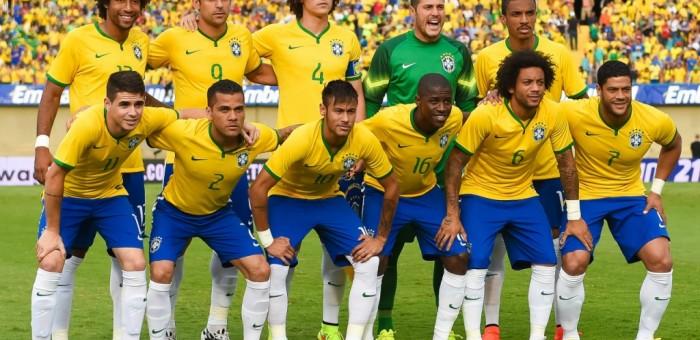 Сборная Бразилии по футболу намерена провести товарищеский матч с командой России