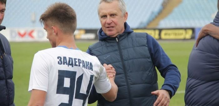 Леонид Кучук.