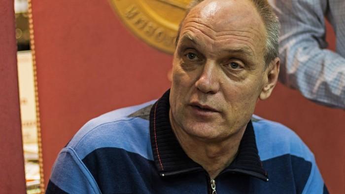 Александр Бубнов.  Суперкубок России