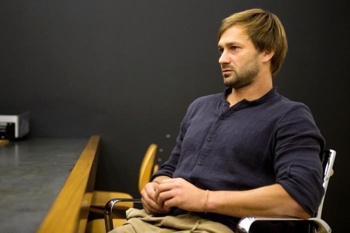 Дмитрий Сычёв в гостях у «Чемпионата». Фоторепортаж из редакции