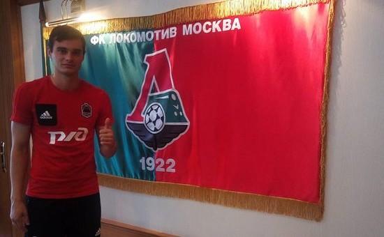 Федор Андрюхин - Локомотив