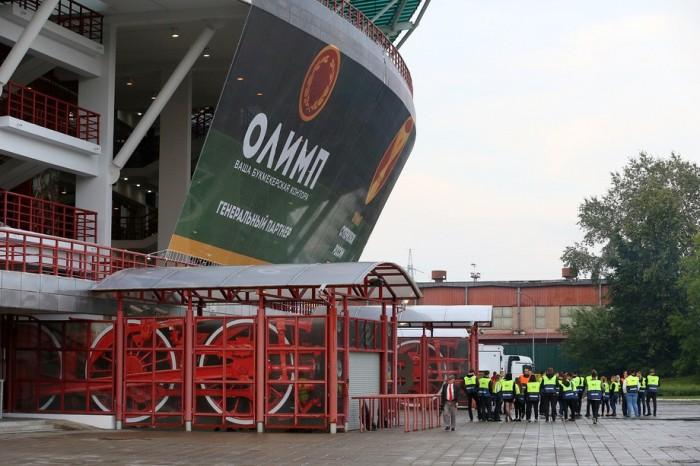 Как за межсезонье преобразился стадион «Локомотив». Фоторепортаж с арены