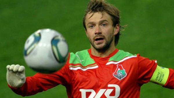 Дмитрий Сычев - Локомотив