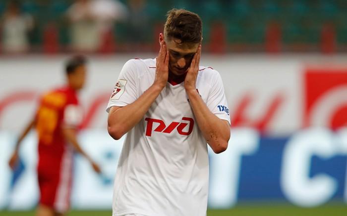 «Локомотив» выиграл в первом матче сезона