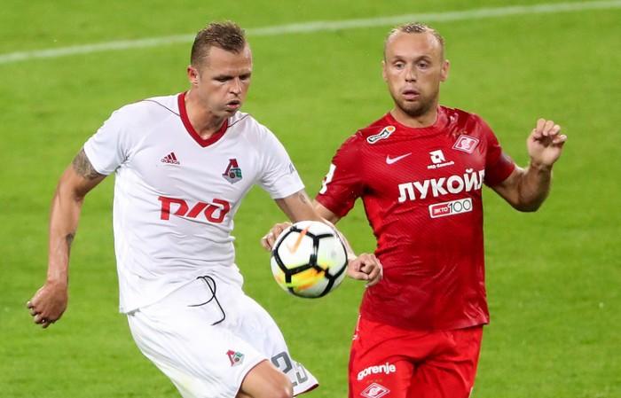 Дмитрий Тарасов - Локомотив