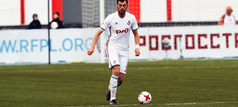 Соломон Кверквелия - Локомотив