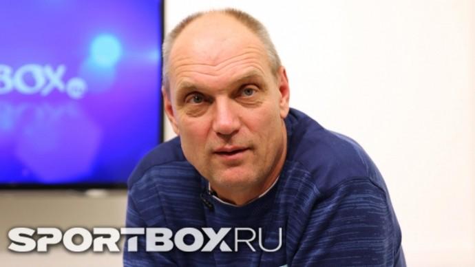 Александр Бубнов.