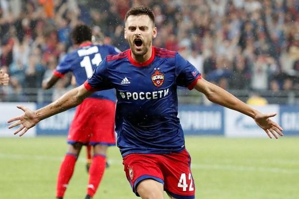 ЦСКА.  Лига чемпионов