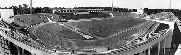 День в истории. 51 год со дня открытия стадиона
