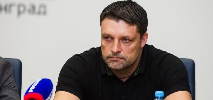 Игорь Черевченко - Локомотив