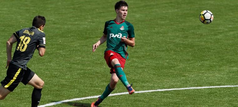 Александр Долгов - Локомотив