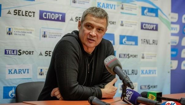 Равиль Сабитов - Локомотив