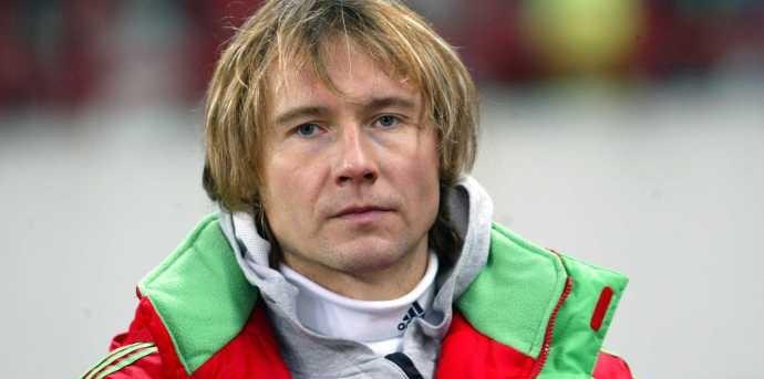 Владимир Маминов.