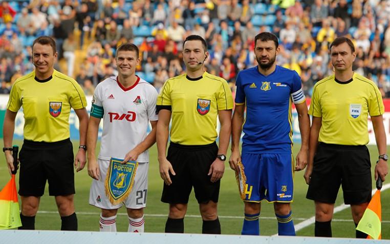 Гол Эдера на 93-й минуте принёс «Локомотиву» победу над «Ростовом»