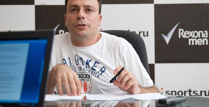 Игорь Рабинер - Локомотив