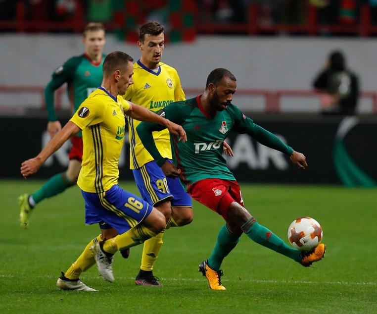 УЕФА - Локомотив