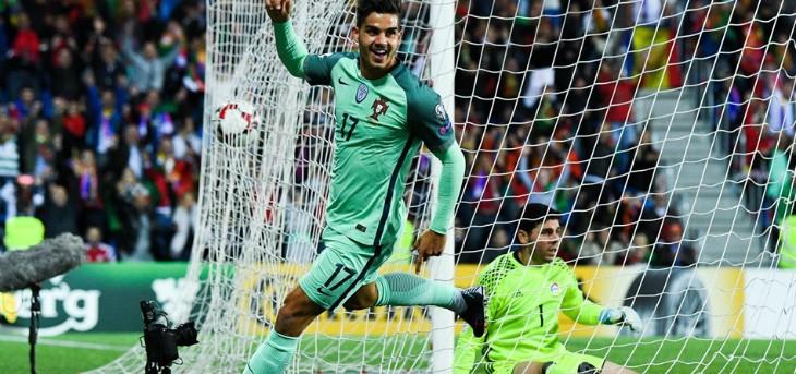 сборная Португалии.  Эдер