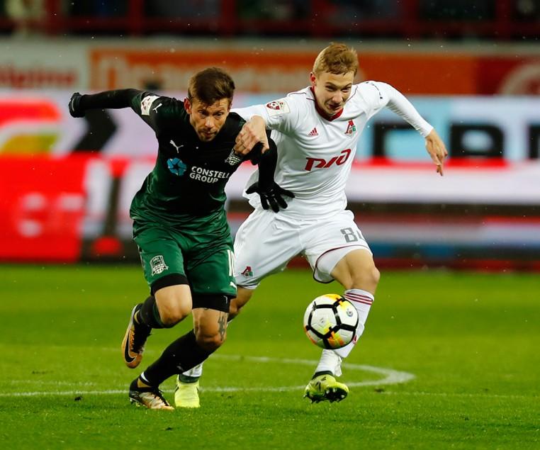 Михаил Лысов вызван в молодежную сборную на матчи с Арменией и Италией