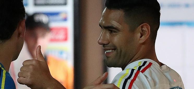 """СМИ: Фалькао убеждал игроков сборной Перу сыграть """"договорняк"""""""