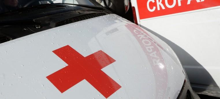 Выпавший с трибуны в Черкизово болельщик увезен в больницу