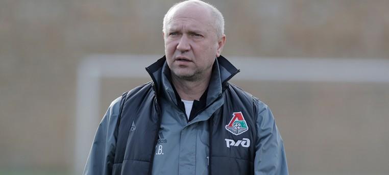 Юрий Батуренко - Локомотив