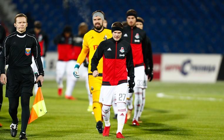 Фарфан принес «Локомотиву» победу в Хабаровске на 94-й минуте!