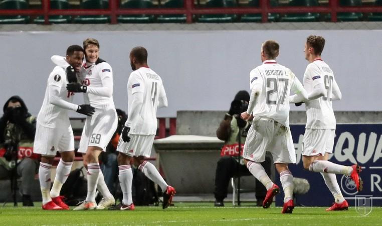 Фарфан вернулся, чтобы разрывать. «Локомотив» близок к выходу в плей-офф