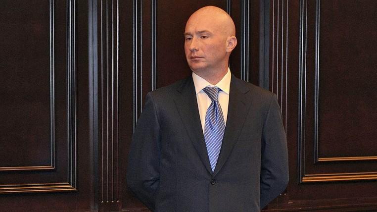 Игорь Лебедев - Локомотив