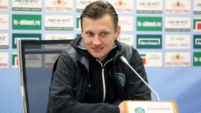 Михаил Галактионов.  Ахмат
