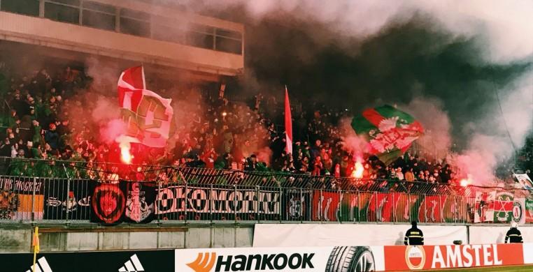«Локомотив» поблагодарил болельщиков, установивших рекорд для евровыезда