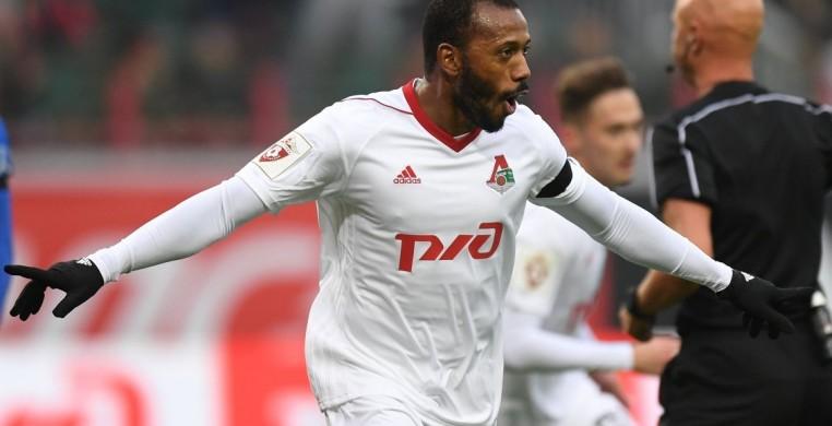 Лучший игрок матча - Локомотив