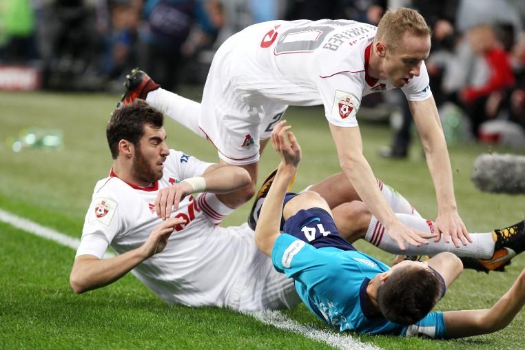 Николай Наумов: Весной главным конкурентом «Локо» будет только «Зенит»
