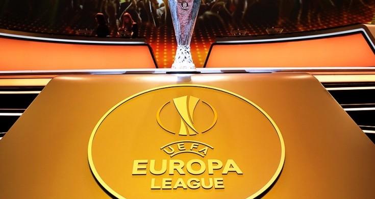 УЕФА.  жеребьевка