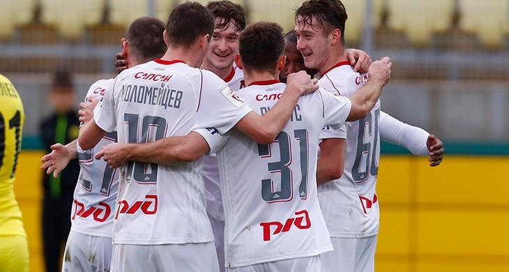 «Локомотив» не упустит чемпионский титул весной