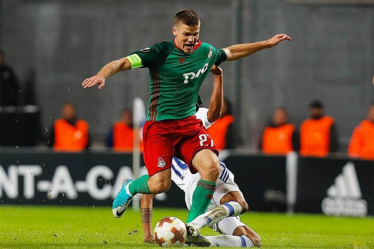 Рейтинг IFFHS - Локомотив