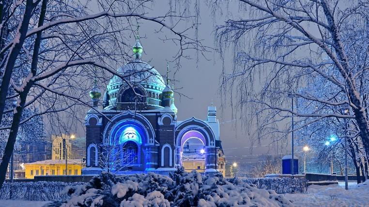 Поздравляем с праздником всех православных!