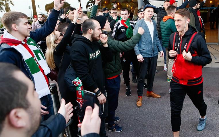 Хет-трик Фернандеша принёс «Локомотиву» волевую победу над «Ниццей»