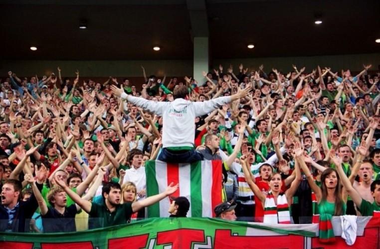 «Снова русские фанаты. Страшновато» – испанцы о выходе «Атлетико» на «Локомотив»