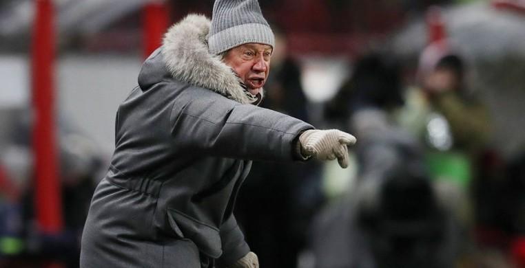 Атлетико - Локомотив