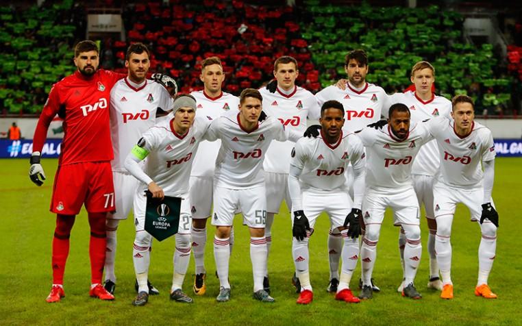 «Локомотив» крупно проиграл «Атлетико» и завершил выступления в Лиге Европы