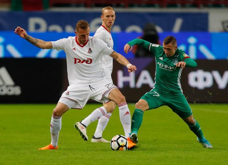 Превью матча 23 тура РПЛ «Ахмат» - «Локомотив»