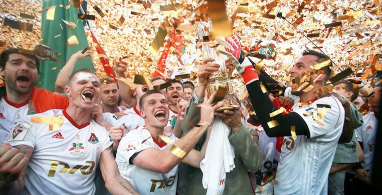 Лига чемпионов.  РФПЛ