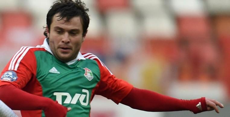 Алан Касаев перешел из «Локомотива» в «Балтику»