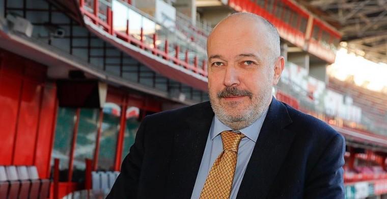 Василий Кикнадзе назначен генеральным директором ФК «Локомотив»