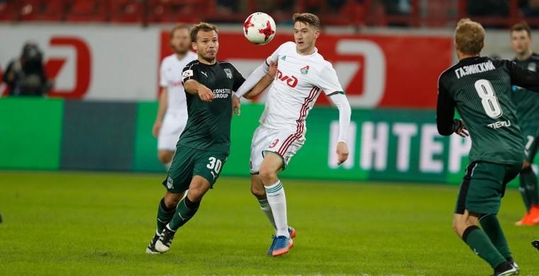 «Матч ТВ» покажет матч «Локомотив» — «Краснодар»