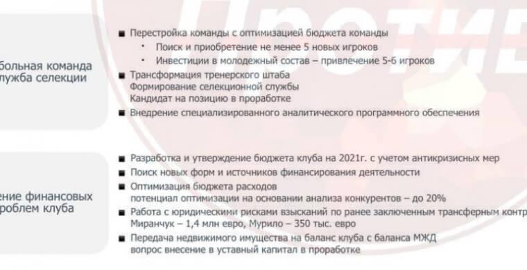 «Локомотив» планирует купить в межсезонье пятерых новых игроков